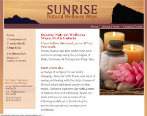 Sunrise Natural Wellness Ways