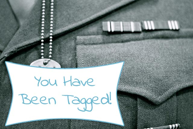 You Have Been Facebook Tagged