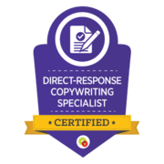 Yvette Sonneveld is a certified direct response copywriting specialist